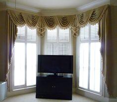Top Bay Window Treatments Bay Window Master Bedroom Makeover