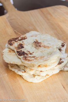 BAZLAMA (turkish flatbread) [Turkey] [bigflavorstinykitchen]