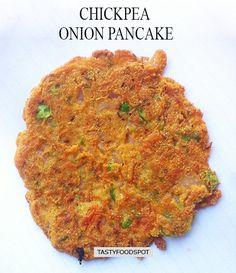 Onion Pancakes Recipe