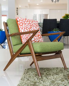 Soto Chair in Notion Appletini