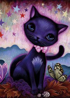Puzzle HEYE: Puzzle de 1000 piezas Puzzle Ketner: Sueño gato negro ( Ref:  0000029687 ) en Puzzlemania.net