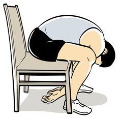 oefening voor rugpijn