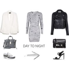 """Day to Night #1"" by dldr on Polyvore"