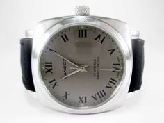 AUTHENTIC VINTAGE SANDOZ 17J WINDING WRIST WATCH FOR MENS WEAR SWISS MADE 37.5MM…