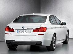 2013 BMW M5 Exterior