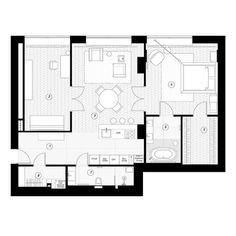 Interior Presentation, Floor Plans, Interior Design, Nest Design, Home Interior Design, Interior Designing, Home Decor, Interiors, Floor Plan Drawing
