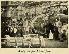 Georges Melies behind the scenes on 'A Trip to the Moon'