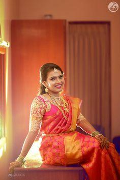 1b5b4edf8c4f4 A Glam Hyderabadi Wedding With Stunning Outfits