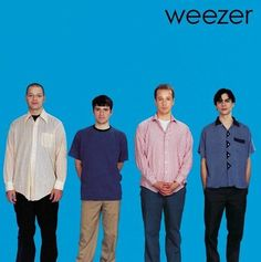 Weezer - Weezer (Blue Album) Vinyl LP October 28 2016 Pre-order