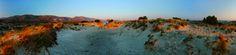 Sonnenuntergang genießen...alles färbt sich in Rottönen. Im Hintergrund nur das Meeresrauschen. :D