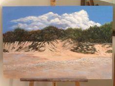 Sand dunes South west rocks