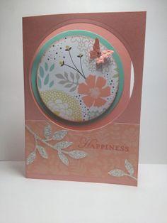 Sweet Sorbet Window Card