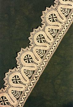 The precious and important art of Tombolo lace making