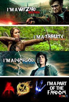 I'm all four ;)