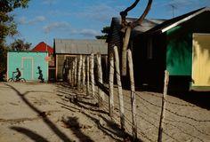 Harry Gruyaert. DOMINICAN REPUBLIC. Small port of Bayahibe. 1991