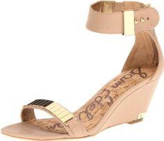 Amazon.com: Sam Edelman Women's Serena Wedge Sandal: Sam Edelman: Shoes