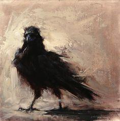 Alla Prima Raven, #1