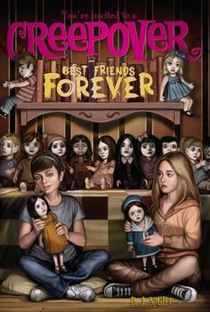 Best Friends Forever (You're Invited to a Creepover) by P.J. Night, http://www.amazon.com/gp/product/B0055OGSHA/ref=cm_sw_r_pi_alp_qYJXpb17JHNM2