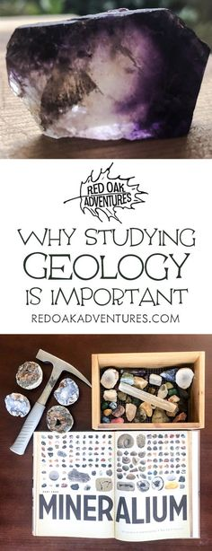 Geology for Kids: Why you should encourage the child who fills his pockets full of beautiful rocks every time you step outside. Wissenschaft The Power of a Rock - Geology Series Autumn Activities For Kids, Spring Activities, Science For Kids, Summer Science, Teaching Geography, Teaching Kids, Kids Learning, Rock Science, Earth Science