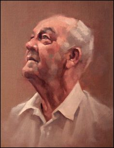 Oil Portrait 14 x 11