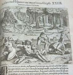 Native Americans commit suicide rather than be subjected to Spanish rule Revelation 17, Babylon The Great, History Of England, Exploration, Battle, Copper, Miniatures, Rome, Prints