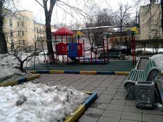 Площадка №16 - Пречистенка 27-29