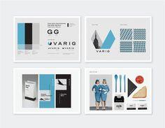 Varig Rebranding by Leo Porto