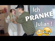 Ich PRANKE Julian // mit RIESEN STREIT :O .. meine RACHE ! BibisBeautyPalace - YouTube