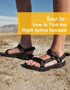 How to find the right Active Sandals. Shop our full collection of Active Sandals at ShoeBuy!