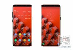 Galaxy S9 and Galaxy S9  New Spy Images Leaked