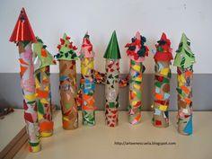 Blog en el que encontrarás recursos para trabajar el arte en educación infantil y primaria