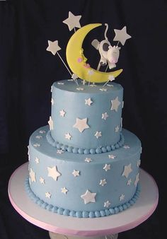 and the cow jumped over the moon cake