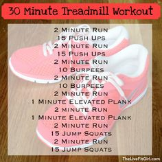 Burn fat FAST with this 20 minute Treadmill HIIT Workout. Raise your metabolism … Burn FAT FAST with this HIIT Workout treadmill. Increase your metabolism and burn calories all day in just 20 minutes! 30 Minute Treadmill Workout, Running On Treadmill, Running Workouts, At Home Workouts, Workout Routines, Elliptical Workouts, Walking Workouts, Extreme Workouts, Track Workout