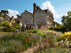 English Countryside Getaways -- Whether you're in search of a century's-old village, sleepy seaside town, or historic house, the English countryside is overrun with idyllic options.