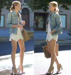 7 For All Mankind Jacket, Asos Shoes