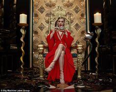 VMAs 2017: Taylor Swift mocks herself in LWYMMD video   Daily Mail Online