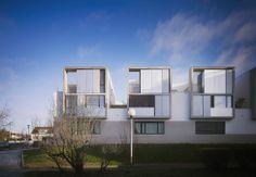 38 social housing units in Eaubonne