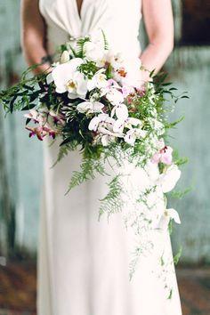 66c432dfd635fc3 Nordic Industrial Wedding Inspiration. Букеты НевестыСвадебные ...