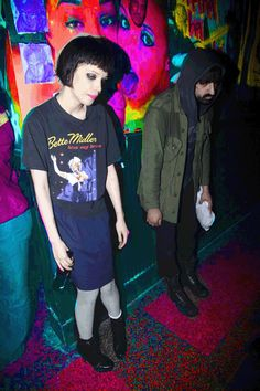 Crystal Castles with Alice Glass