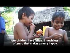 In Hot Water: Adapting to Climate Change in Kiribati - YouTube