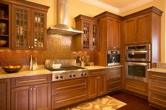 Woodharbor Doors & Cabinetry — Custom kitchen and bath cabinetry, kitchen and bath remodeling, kitchen cabinets, custom home interiors, custom wood interior doors, exterior doors, fire rated doors