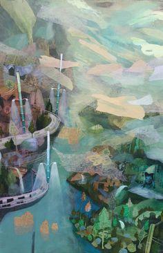 Meghan Hildebrand - fab artist from Powell River, BC