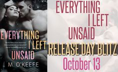 I Heart YA Books: Release Day Blitz & Giveaway for 'Everything I Lef...