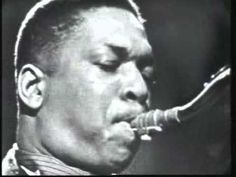 ▶ Miles Davis & John Coltrane - So What - Live Jazz (1959) - this was filmed live...amazing to see these two powerhouses together!