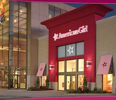 American Girl KC store. I want to take Hannah here