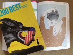 200 BEST Illustrators Worldwide 2014/2015 - Sarah Egbert Eiersholt