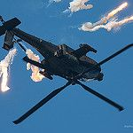 AH-64D Apache Solo Display Royal Netherlands Air Force by Spotterforlife
