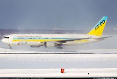 Hokkaido International Airlines - Air Do - Boeing 767-33A/ER aircraft picture