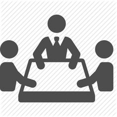 business, businessman, businessmen, conference, man, meeting, men, people, table, team icon