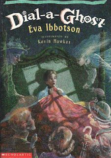 Dial-a Ghost by Eva Ibbotson. A family of nice ghosts protects a British orphan from the diabolical plans of his evil guardians. Books For Tweens, Mysterious Girl, Teaching Language Arts, A Series Of Unfortunate Events, Chapter Books, Got Books, Childrens Books, Fantasy, Reading